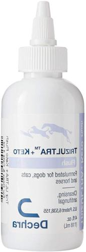 DechraTopical TrizULTRA + Keto Flush for Dogs, Cats & Horses