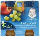 Gerber  Variety Juice Pack  Toddler  12  Months  4 Pack  4 f