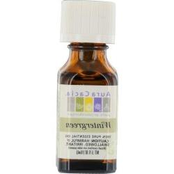 Aura Cacia Pure Essential Oil Wintergreen - 0.5 fl oz - pack