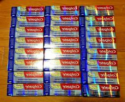 LOT OF 24 X COLGATE TOTAL ADVANCED WHITENING PASTE TOOTHPAST
