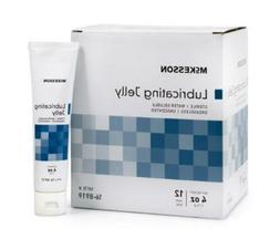 McKesson Lubricating Jelly 4oz Tube Sterile Unscented #16-89