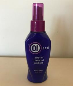New - It's a 10 Miracle Leave-In Product