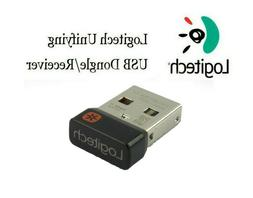 1 for 6 Wireless Dongle Receiver Unifying USBAdapter for Log
