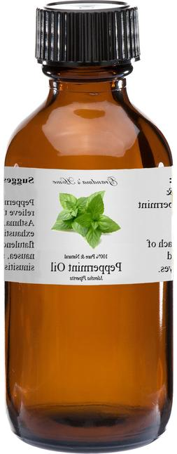 Peppermint  Essential Oil - 4 oz - 100% Pure and Natural