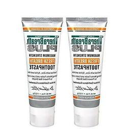 TheraBreath Plus Extra Strength Toothpaste Dr. Katz 24 Hour