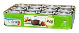 Ball Quilted Jelly Canning Jar 12PK 4 Oz.
