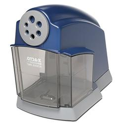 X-ACTO School Pro Classroom Electric Pencil Sharpener, Blue,