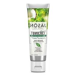 Jason Simply Coconut Strengthening Toothpaste Coconut, Mint,