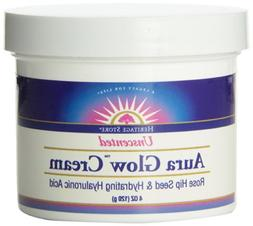 Heritage Store Aura Glow Body Butter, 4 Ounce