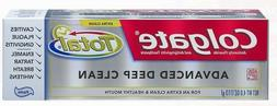 Colgate Total Advanced Deep Clean Toothpaste, 4 ounce