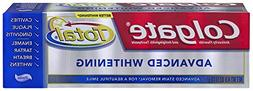 Colgate Total Advanced Whitening Toothpaste, 4 Ounce