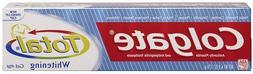 Colgate Total Plus Whitening Toothpaste, Gel - 6 oz