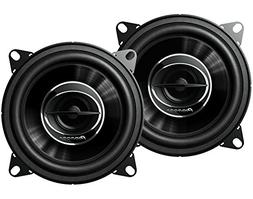 Pioneer TS-G1045R Dual Cone 4-Inch 210 W 2-Way Speakers-Set