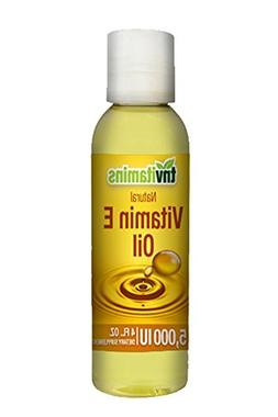TNVitamins Vitamin E Oil 5000 IU 4 oz