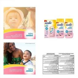 WaterBabies Body Sunscreens Pure Simple Mineral Based Lotion